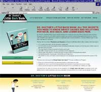 Uday Doctor, M.D - Dr. Doctor�s Little Back Book