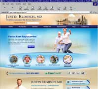 Justin Klimisch MD