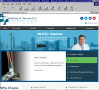 Anthony G. Sanzone M.D.