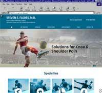 Steven E. Flores, M.D.