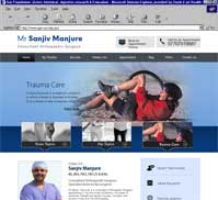 Mr Sanjiv Manjure