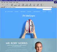 Mr. Rory Norris