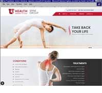 University Orthopaedic Surgery Spine Group