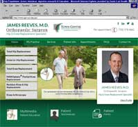 James Reeves MD