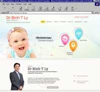 Dr Binh T Ly, MBBS FRANZCOG