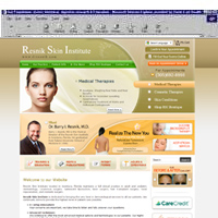 Barry Resnik, MD <br> Resnik Skin Institute