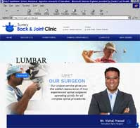 Surrey Back & Joint Clinic