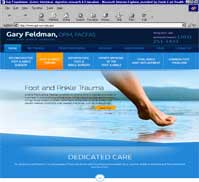 Dr. Gary Feldman DPM, FACFAS