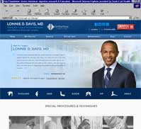 Lonnie D. Davis, MD