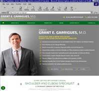 Grant E. Garrigues, M.D.