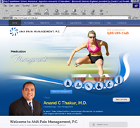ANA Pain Management, P.C.