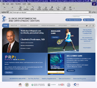 Illinois Sports Medicine and Orthopaedic Centers