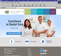 Malcolm Deall <br> Studiosmile Dental