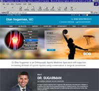 Etan Sugarman, MD
