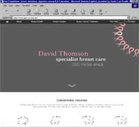 Dr. David Gordon-Thomson