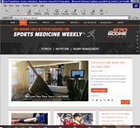Dr. Brain Cole & Steve Kashul - Sports Medicine Weekly LLC