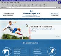 Jonathan Myer, MD