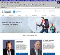 St Vincent's Hip and Knee Surgeons