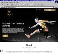 Texas Orthobiologics<br>Don Buford, M.D.