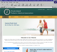 Rhode Island Podiatric Medical Association