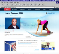 Jacel Brooks, M.D.