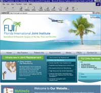 Florida International Joint Institute - Edgar Handal MD