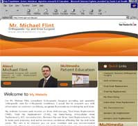 Mr. Michael Flint