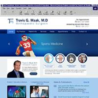 Travis G. Maak, MD