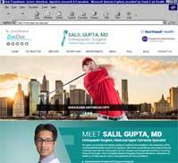 Salil Gupta, MD