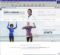 Your Practice Online's Showcase | Healthcare Websites for