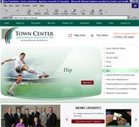 TOWN CENTER  ORTHOPAEDIC ASSOCIATES, P.C.