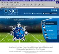 NJOI - New Jersey Orthopaedic Institute