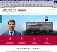 Adam Rana, MD