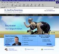 Dr Geoffrey Rosenberg