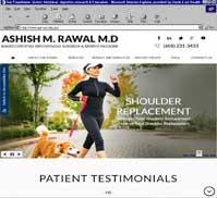 Ashish M. Rawal M.D