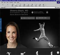 Sheena Black, MD