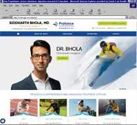 Siddharth Bhola, MD