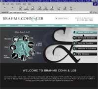 Brahms, Cohn & Leb