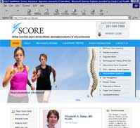 SCORE-Spine Center and Orthopedic Rehabilitation of Englewood
