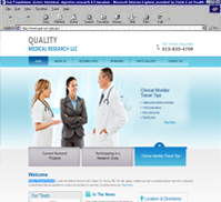 Quality Medical Research PLLC