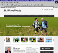 Dr Michael South Orthopaedic Surgeon