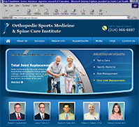 Orthopedic Sports Medicine & Spine Care Institute