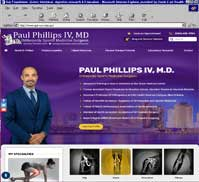 Paul Phillips IV, M.D.