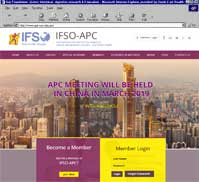 IFSO-APC : International Federation for the Surgery of Obesity and Metabolic Disorders - Asia-Pacific Chapter