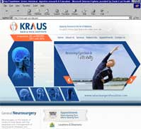 Kraus Back and Neck Institute