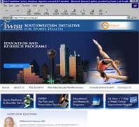 UT Southwestern Initiative for Sports Health
