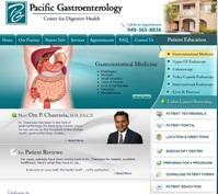 Pacific Gastroenterology<br>Om P. Chaurasia, MD, FACG, FASGE, AGAF