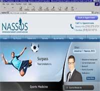 Jonathan Nassos MD