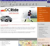 OC Ride Transportation Services