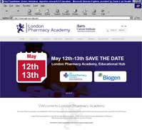 London Pharmacy Academy is a trading name of Ethnotraining Ltd
